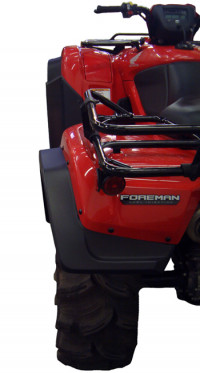 РАСШИРИТЕЛИ АРОК ДЛЯ КВАДРОЦИКЛА HONDA TRX 500 FOREMAN (ОТ 2012 Г. В.) DIRECTION 2 INC