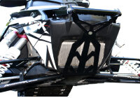 Racewerx Front Bumper/Skid Plate Black Polaris Pro-Ride chassis