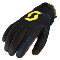 Перчатки мужские SCOTT 350 Insulated - black/lime green