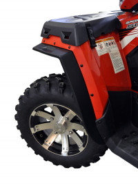 РАСШИРИТЕЛИ АРОК ДЛЯ КВАДРОЦИКЛА POLARIS SPORTSMAN 500 H.O. TOURING (2011-2013 Г. В.) DIRECTION 2 INC