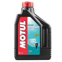 Моторное масло MOTUL OUTBOARD 2T (2 л.)