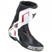 Мотоботы женские DAINESE TORQUE D1 OUT LADY BOOTS - BLACK/WHITE/LAVA-RED