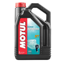 Моторное масло MOTUL OUTBOARD 2T (5 л.)