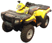 РАСШИРИТЕЛИ АРОК ДЛЯ КВАДРОЦИКЛА POLARIS SPORTSMAN 400/450/500/600/700/800 DIRECTION 2 INC
