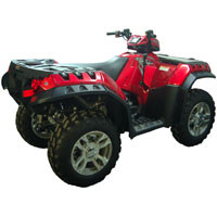 РАСШИРИТЕЛИ АРОК ДЛЯ КВАДРОЦИКЛА POLARIS SPORTSMAN XP 550/850 DIRECTION 2 INC