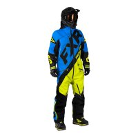 Комбинезон FXR CX без утеплителя - Blue/Hi Vis/Black