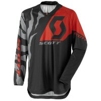 Джерси SCOTT 350 Kids Race-16 - black/orange
