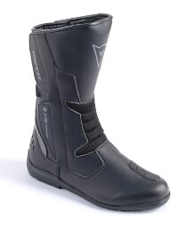 Мотоботы женские DAINESE TEMPEST LADY D-WP BOOTS - BLACK/CARBON