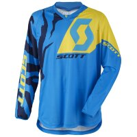 Джерси SCOTT 350 Kids Race-16 - blue/yellow