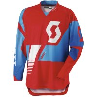 Джерси SCOTT 350 Kids Race - red/blue