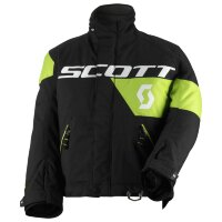 Куртка детская SCOTT Team - black/lime green