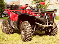 Расширители арок Yamaha Grizzly