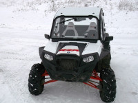 КАБИНА ДЛЯ КВАДРОЦИКЛА UTV POLARIS RZR XP 1000