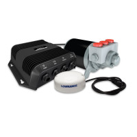 Автопилот Outboard Pilot Hydraulic Pack