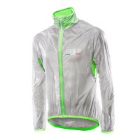 Куртка SIXS GHOST JACKET - Green Fluo