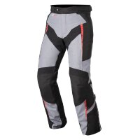 Мотоштаны ALPINESTARS YOKOHAMA DRYSTAR - D.GRAY BLACK RED