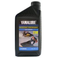 Yamalube 2W, 2Т, Semisynthetic Oil (1 L)