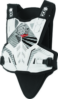Polisport Chest Protector Rocksteady Fusion long version white