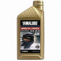 Масло Yamalube 4M 5W-30 Marine Synthetic Oil (0,946 л)