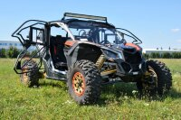 Кабина DFK для Can-Am MAVERICK X3