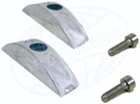 Orbitrade, zinc anode kit