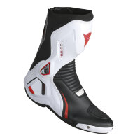Мотоботы мужские DAINESE COURSE D1 OUT - BLACK/WHITE/RED-LAVA