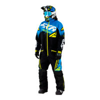 Комбинезон FXR CX Lite без утеплителя - Black/Blue/Hi Vis