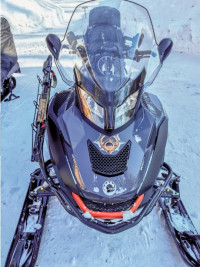 Бампер для снегохода BRP Ski-doo Expedition/Lynx Extrim Commander