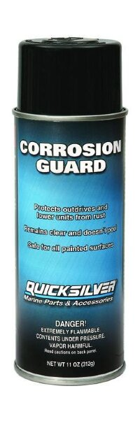 Спрей антикоррозионный Corrosion Guard QuickSilver