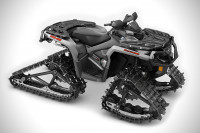 Комплект гусениц BRP APACHE BACKCOUNTRY TRACK SYSTEM