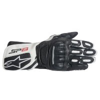 Перчатки ALPINESTARS STELLA SP-8 V2 - BLACK WHITE