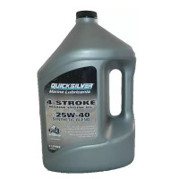 Quicksilver 4-cycle 25W-40 synthetic 4 L (для Verado)