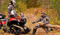 Гусеницы для квадроцикла Polaris Sportsman 550-850, X2, Touring, XP