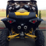 РАСШИРИТЕЛИ АРОК ДЛЯ КВАДРОЦИКЛА CAN-AM MAVERICK / MAVERICK MAX, ШИРОКИЕ