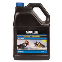 Yamalube 2W, 2Т, Semisynthetic Oil (4 L)