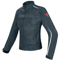 Куртка женская DAINESE HYDRA FLUX LADY D-DR - BLACK/BLACK/WHITE