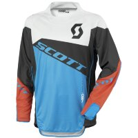 Джерси SCOTT 450 Podium-16 - black/blue