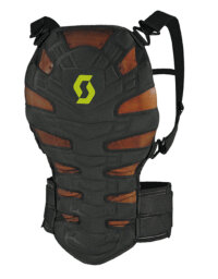 Scott Back Protector Soft-CR II musta L